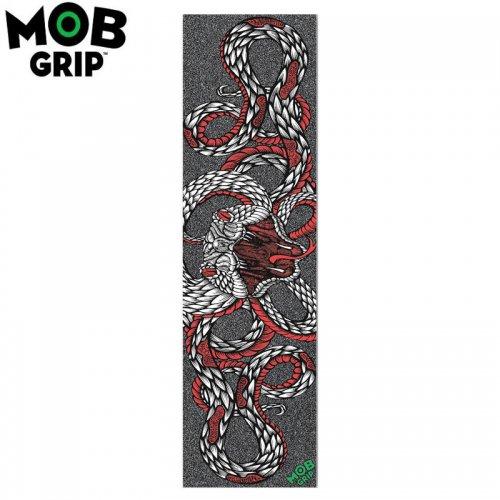 【モブグリップ MOB GRIP デッキテープ】WOLFBAT WORLD SNAKE GRIPTAPE 9 x 33 NO197