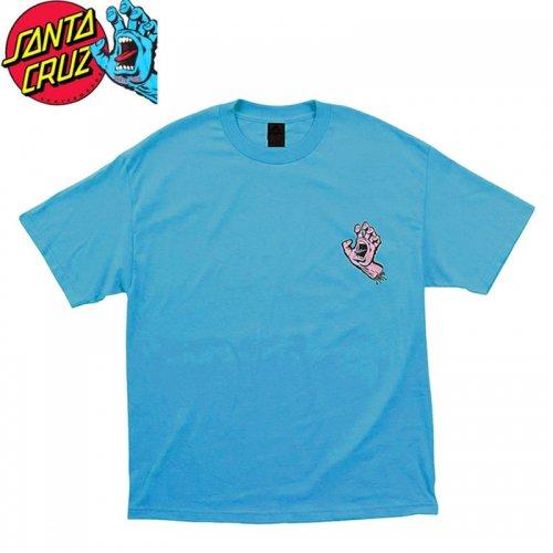 【サンタクルズ SANTA CRUZ キッズ Tシャツ】PASTEL SCREAMING HAND TEE【ユース サイズ】NO54