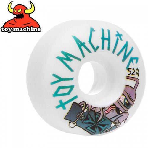 【トイマシン TOY MACHINE ウィール】SECT SKATER WHEEL 100A【52mm】NO45