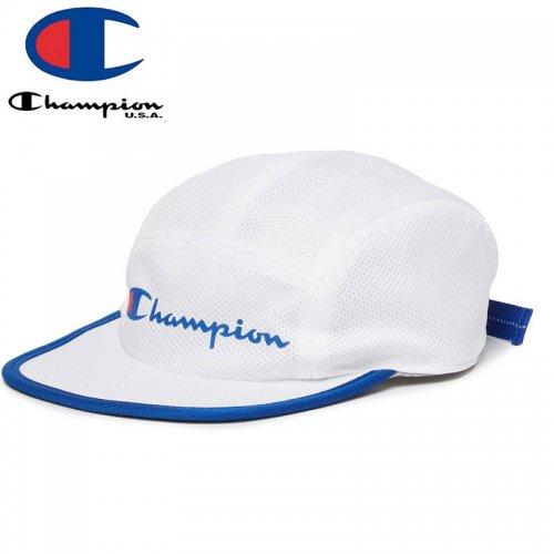 【CHAMPION チャンピオン ベースボールキャップ】REVERSIBLE ADJUSTABLE CAP ホワイト グレー NO11
