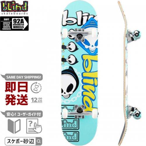 【ブラインド BLIND スケートボード コンプリート】TANTRUM FP COMPLETE 92A[8.0インチ]NO132