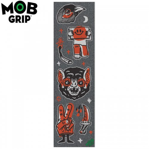 【モブグリップ MOB GRIP デッキテープ】SIEBEN DESERT DREAM GRIPTAPE 9 x 33 NO202
