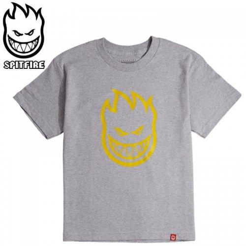 【SPITFIRE キッズ Tシャツ】BIGHEAD YOUTH TEE ユースサイズ NO52