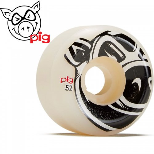 【ピッグ PIG WHEELS ウィール】C-LINE NATURAL 101A【52mm】【53mm】【54mm】NO45
