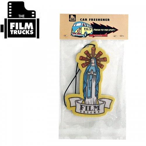 【FILM TRUCKS フィルム スケボー 芳香剤】LOURDES AIR-FRESHENER レモン NO1