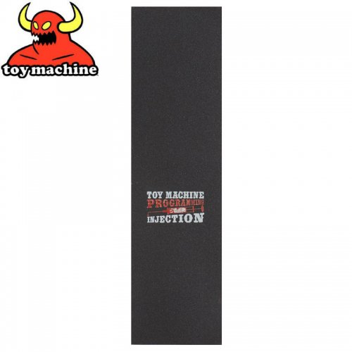 【TOY MACHINE トイマシーン デッキテープ】PROGRAM INJECTION GRIP TAPE 9 x 33 NO4