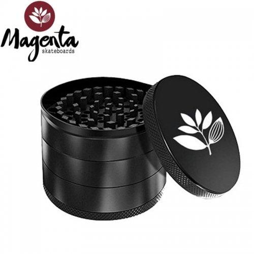 【MAGENTA マゼンタ スケボー グラインダー】PLANT LOGO GRINDER ブラック NO3