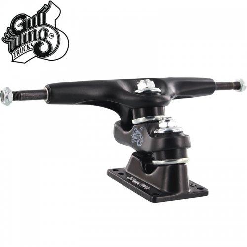 【GULLWING ガルウィング スケボー トラック】SIDEWINDER II サイドワインダー 片側販売【10.0】ブラック/ブラック NO7