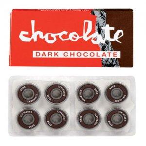 【CHOCOLATE チョコレート スケボー ベアリング】DARK CHOCOLATE BEARING【ABEC5】NO1