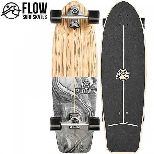 【FLOW フロー ロングボード コンプリート】SWELL SURF SKATE サーフスケート[33インチ]NO1