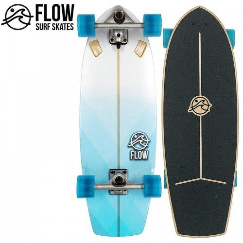 【FLOW フロー ロングボード コンプリート】GEOMETRIC SURF SKATE サーフスケート[29インチ]NO3