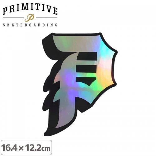 【プリミティブ PRIMITIVE スケボー ステッカー】DIRTY P STICKER【16.4cm×12.2cm】NO27
