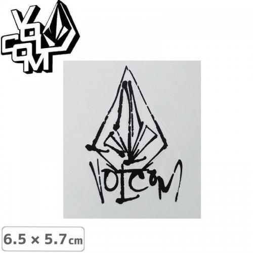 【ボルコム VOLCOM ステッカー】STICKER【6.5cm x 5.7cm】NO375