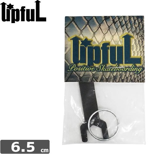 【UPFUL アップフル スケボー ツール】BASIC WRENCH TOOL【6.5cm x 1.6cm】NO1