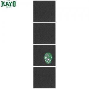 【EXPEDITION ONE デッキテープ】Squares Grip Tape【4シートタイプ】【ブラック】NO01