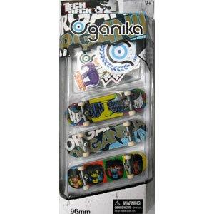 TECH DECK 3 Pack ORGANIKA テックデッキ オルガニカ 1