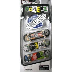 TECH DECK 3 Pack POWELL テックデッキ パウエル 1