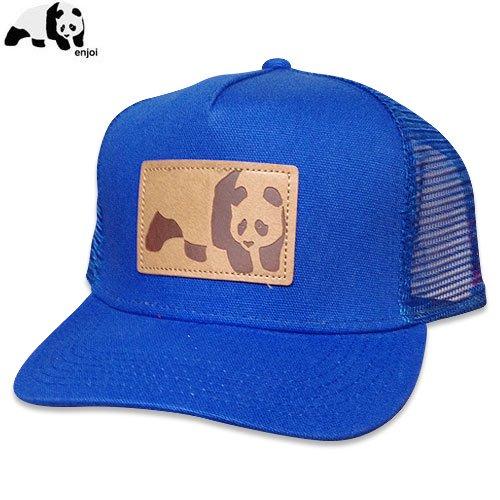 1週間限定セール!【エンジョイ ENJOI メッシュ キャップ】DUNCE TRUCKER CAP【ブルー】NO14