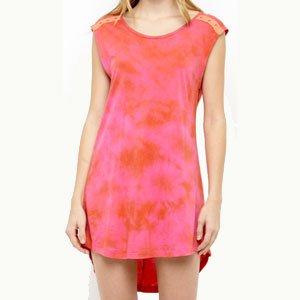 【ロキシー ROXY ワンピース ドレス】Gladsom Dress【コーラル】No4