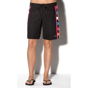 【ロキシー ROXY 水着】Breakwater Long Boardshorts【ブラック】No13