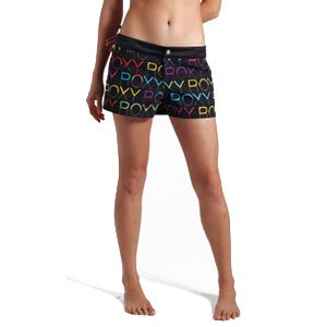 【ロキシー ROXY 水着】Electric Feel Board Short【CHARCOL】No15