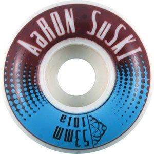 【SATORI Wheel ウィール】【53mm】Half Tone Slim Series Pro Aaron Suski NO.11
