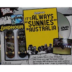【テックデッキ Tech Deck 指スケ】Sk8 Shop DVD【バードハウス Bird House】NO02