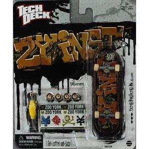 【TECH DECK 指スケ】96mm 1PAC テックデッキ【ZOO YORK】NO06