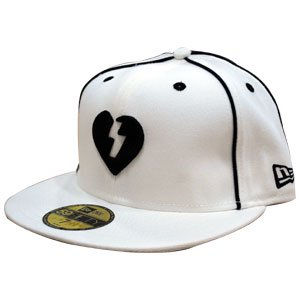 【MYSTERY ミステリー スケボー キャップ】HEART PINWHEEL NEW ERA HAT NO9