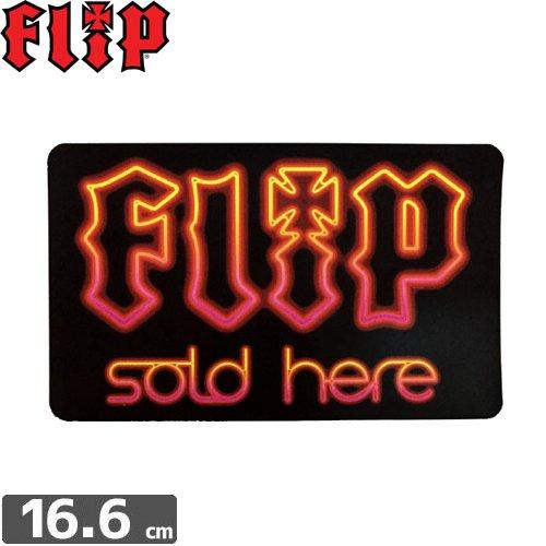 【FLIP フリップ ステッカー】NEON SIGN【10.1cm×16.6cm】NO5