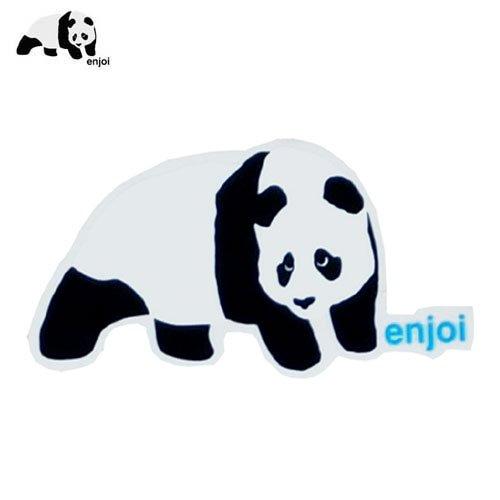 【ENJOI エンジョイ ステッカー】ENJOI パンダ ステッカー【9cm×17.5cm】NO39