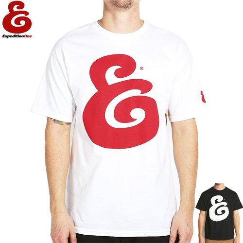 SALE! 【エクスペディション EXPEDITION ONE スケボー Tシャツ】ORIGINAL E TEE【2COLOR】NO42