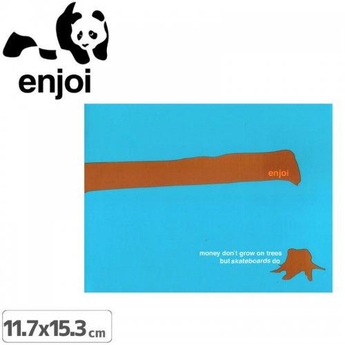【ENJOI エンジョイ ステッカー】AD TREES【11.7cm x 15.3cm】NO46