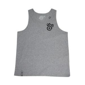 【エルアールジー LRG スケボー Tシャツ】Core Collection Tank Top【グレー】NO02