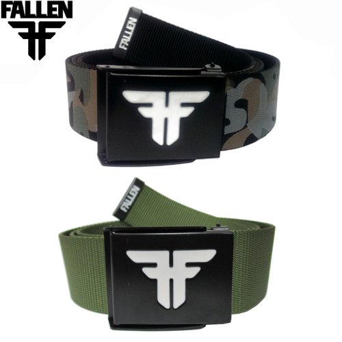 【FALLEN ACE BELT フォールン エース ベルト】FALLEN ACE BELT【2COLOR】No17