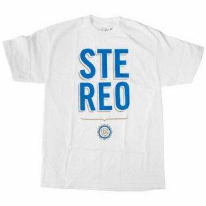 Stereo Morraco S/S T-ShirtT-shirt ステレオ T-シャツ【ホワイト】No002