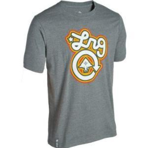 SALE! 【エルアールジー LRG スケボー Tシャツ】Jah Western Classic T Shirt【グレー】NO06