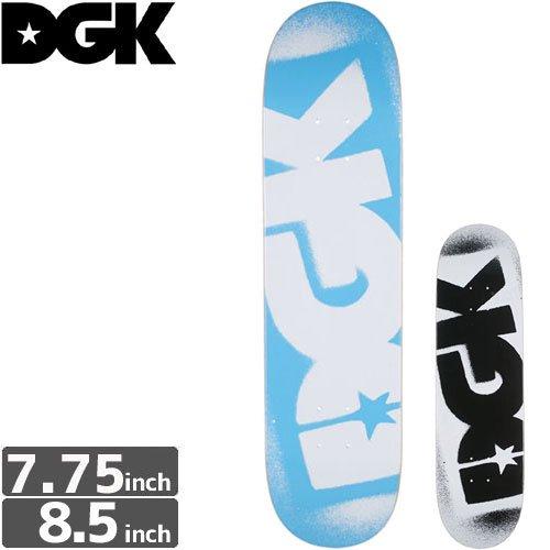 【DGK ディージーケー デッキ】PRICE POINT DECK[8.5インチ]NO1