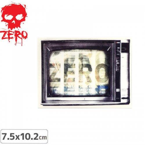 【ゼロ ZERO スケボー ステッカー】SCREEN【7.5cm x10.2cm】NO53