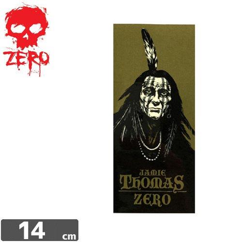 【ゼロ ZERO スケボー ステッカー】INDIAN【14cm×6.5cm】NO56
