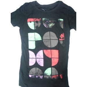 【ロキシー ROXY Tシャツ】ROXY Tee【ブラック】No04