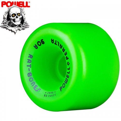 【POWELL WHEEL パウエル ウィール】Peralta Rat Bones 60x44【60mm 90A】NO11