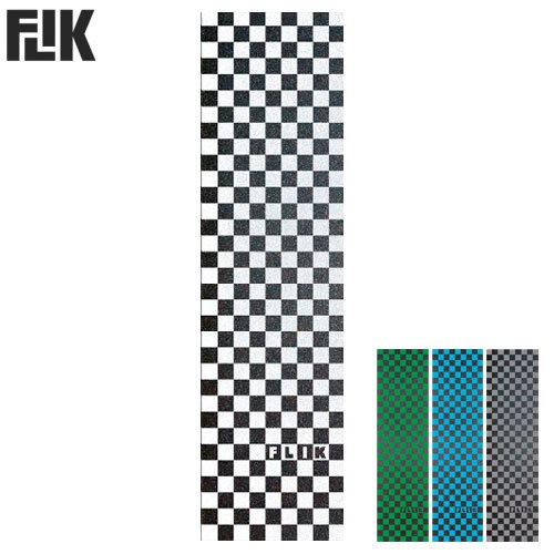 【フリック FLIK デッキテープ】CHECKERED SERIES【9 x 33】【4カラー】NO29