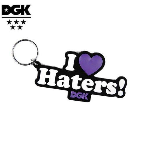 【DGK ディージーケー キーホルダー】DGK HATERS KEYCHAIN【9cm x 5cm】NO02