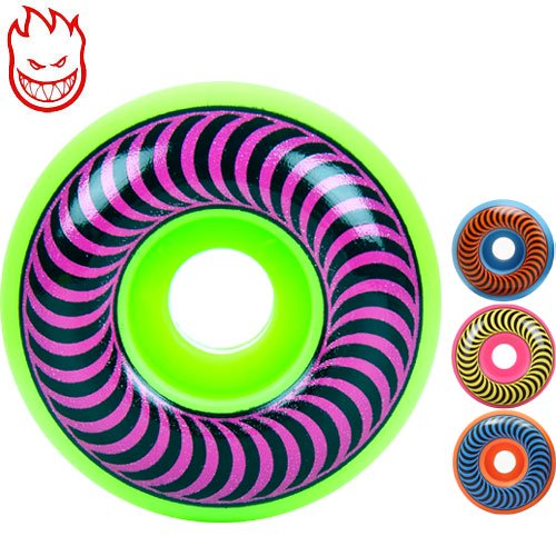 【SPITFIRE スピットファイア ウィール】NEON CLASSICS WHEELS【52mm】【53mm】【54mm】【56mm】NO136
