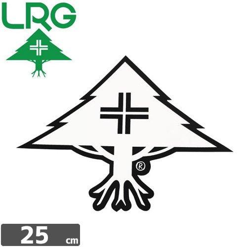 【エルアールジー LRG ステッカー】TREE STICKER【25cm x 19cm】NO7