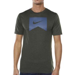 USAモデル【NIKE SB ナイキ エスビー T-shirt Tシャツ】Icon Driblend【ヘザーグリーン】No025