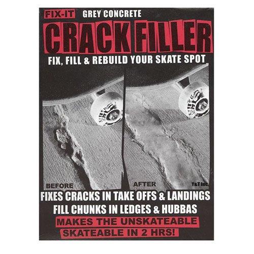 【CRACK FILLER スケートボード アイテム】REDUILD YOUR SKATE SPOT【クラックフィラー】NO2