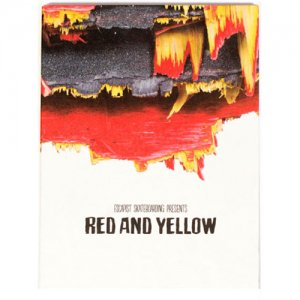【Skateboard スケボー DVD】Escapist Red and Yellow DVD NO01