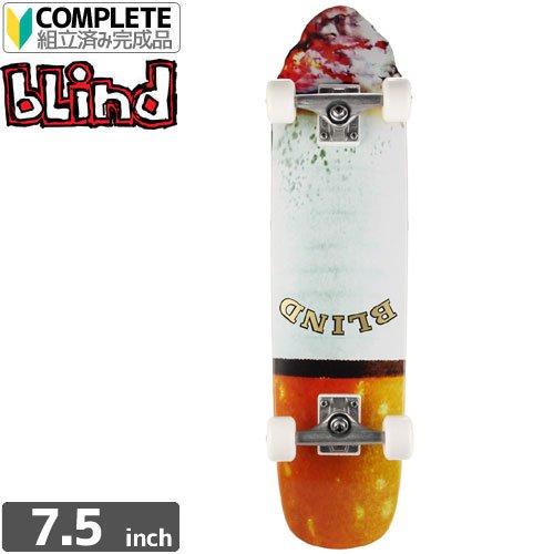 【BLIND クルーザー スケボー コンプリート】BUTT COMPLETE[30インチ]NO1